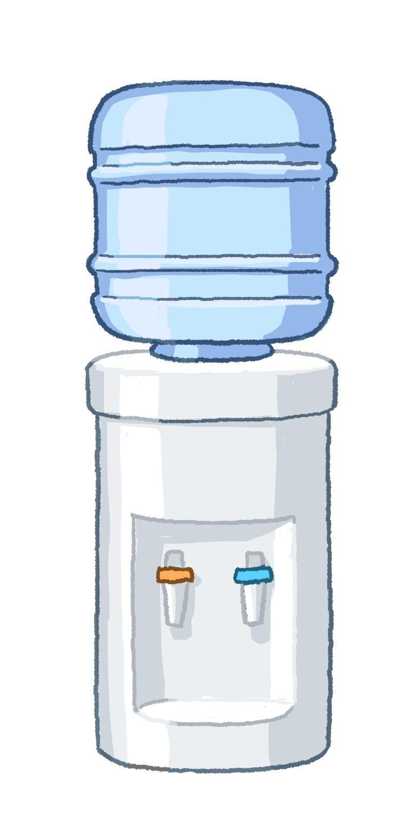 法人用ウォーターサーバーとして人気があるボトル型ウォーターサーバー