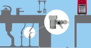 ピュレスト水道管