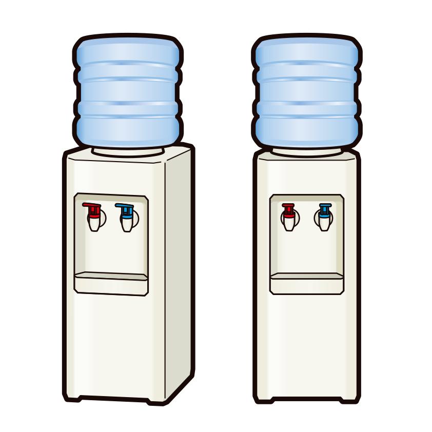 ボトル式は悩みがつきもの…交換不要なウォーターサーバーがあるんです!