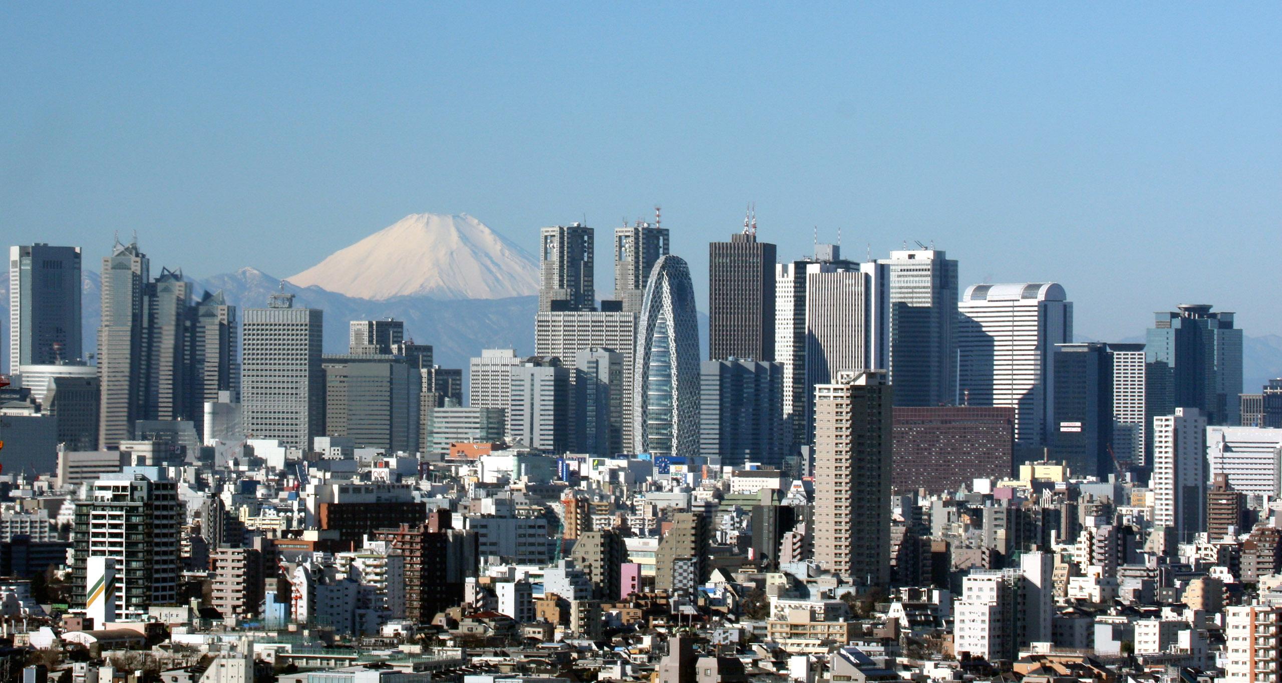 新宿でウォータースタンドが使いたい!対応地域かチェックしよう!