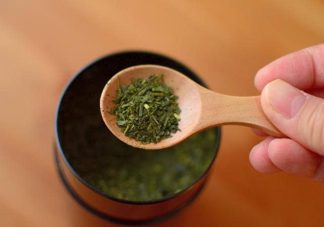 水出し緑茶の基本的な作り方