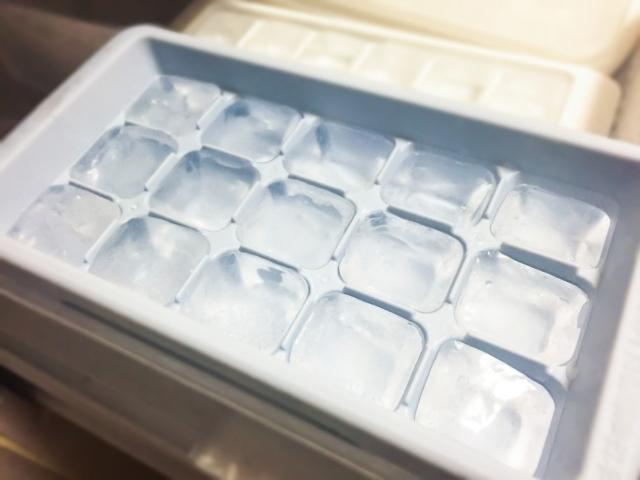 冷蔵庫で作る氷がおいしくない理由って何?