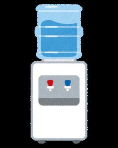 ウォーターサーバー ボトル式
