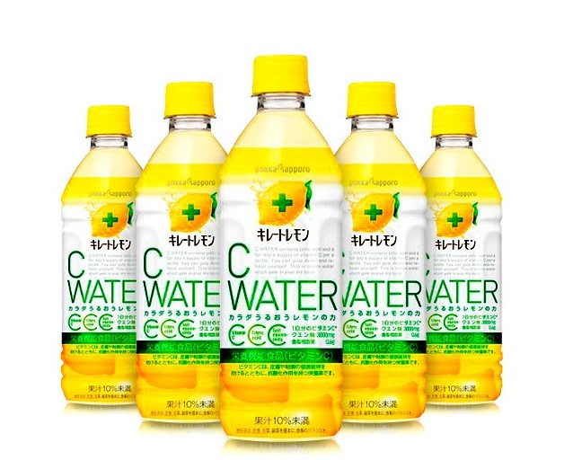 市販のレモン水でおすすめは?独断と偏見で決めたその1本!