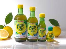 レモン水を作るにはポッカレモン何滴入れればいいの?おすすめのレモン水の作り方!