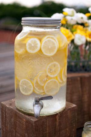レモン水の作り置きはどうすればいいの?簡単な作り置きポイント!