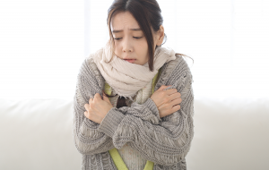冷え症 原因