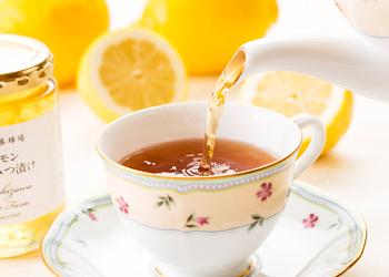 はちみつレモンティーの作り方は?いつもとひと味違う紅茶を!