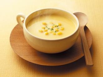 コーンスープの簡単な作り方?手軽な3パターン