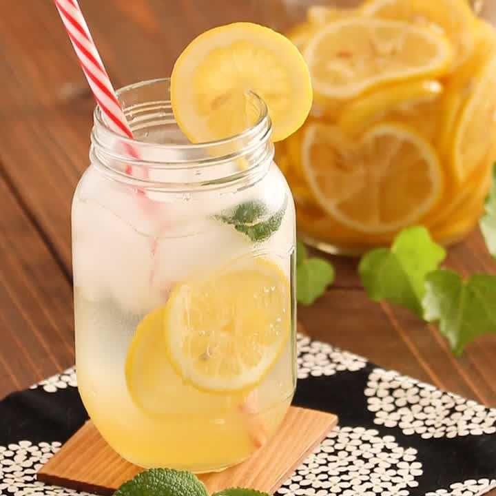 はちみつレモンジュース作り方は?12ヶ月の旬の食材でアレンジ!