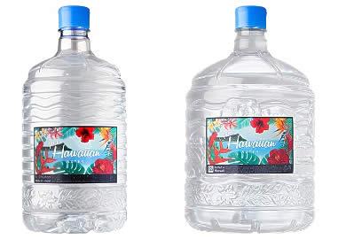 ハワイアンウォーター ボトル