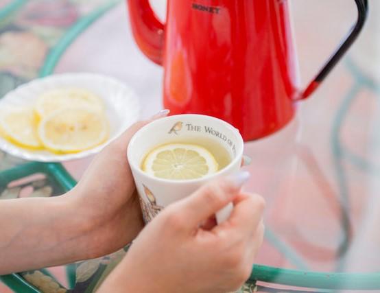 はちみつレモンの作り方は?お湯を注ぐだけで簡単!